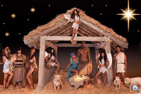 Így nézett ki a teljes betlehemes jelenet