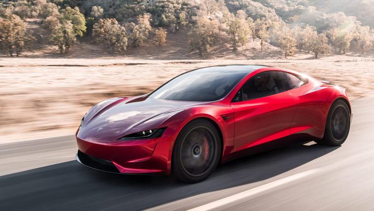 2022-re el is készülhet az új Tesla Roadster