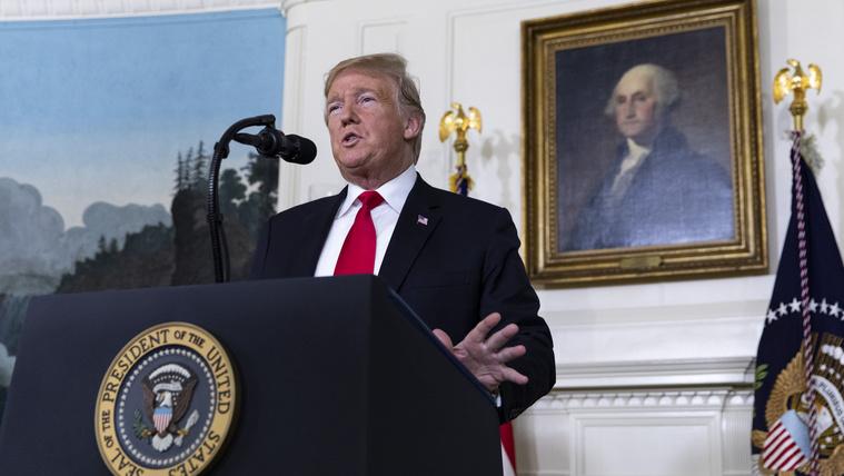 Trump a menekült gyerekek deportálásának felfüggesztését ajánlotta fel 5,7 milliárd dollárért