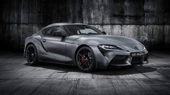 587 millióba került a legelső Toyota Supra