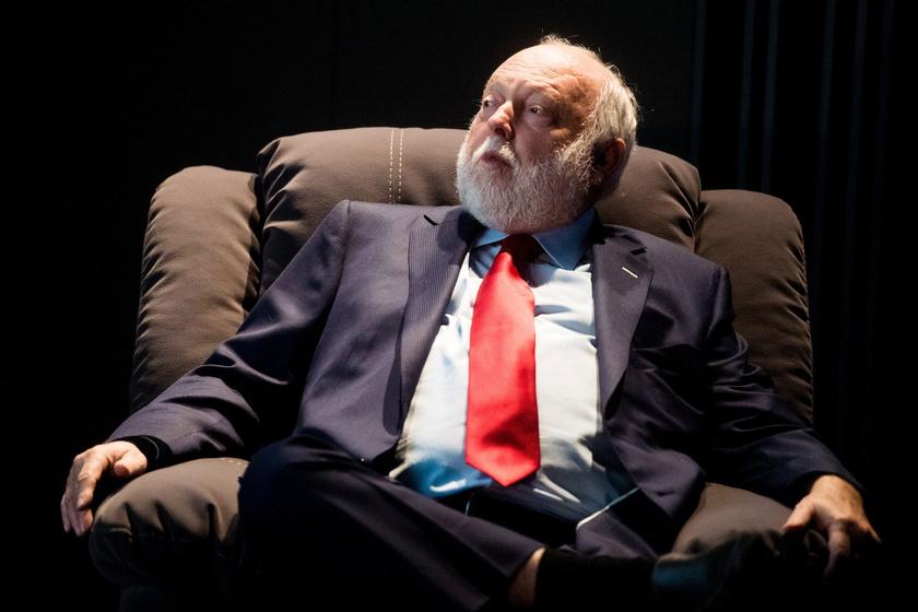 A Miért jönnek a hollywoodi sztárok és produkciók Magyarországra? című háttérbeszélgetésen Budapesten, a Magyar Nemzeti Filmalap székházában 2017. február 7-én.