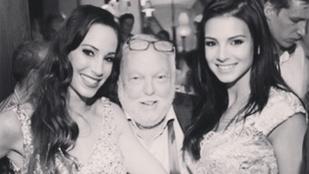 Régi közös fotókkal búcsúznak a hírességek Andy Vajnától