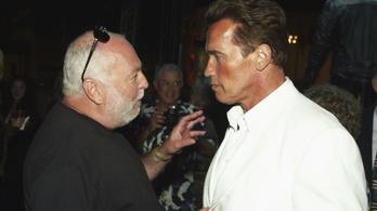 Arnold Schwarzenegger: Andynek hatalmas szíve volt, hiányozni fog
