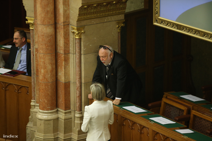 A Parlament 2014-es alakuló ülésén