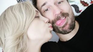 Megszületett Kiss Ramóna gyermeke