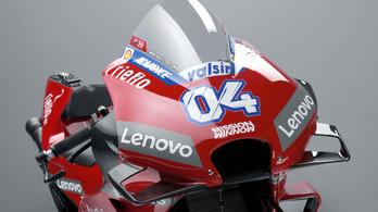 250-nél is több lóerőt tud a Ducati új versenymotorja