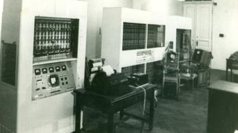 60 éves az első magyar számítógép