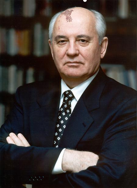 Matjoska - Gorbacsov - Andzsin szan képe