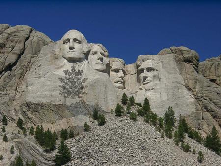 Mount Rushmore - Andzsin szan képe