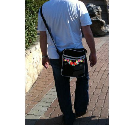 Fila táska kalocsai hímzéssel - Mamintee