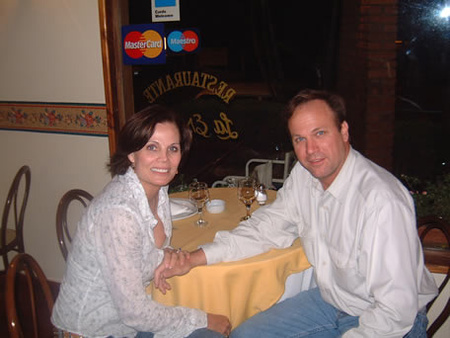 Kathy és Bill Johnson