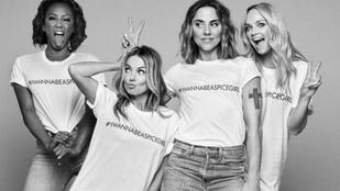 Óránként 130 forintért gyártották Bangladesben a Spice Girls pólóit