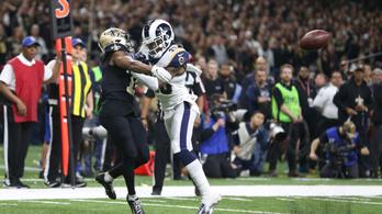 Bíróságra viszik az NFL főcsoportdöntőjének orbitális bírói hibáját