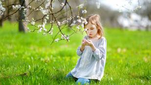 Kiegyensúlyozottabbak és egészségesebbek a szabadban játszó gyerekek