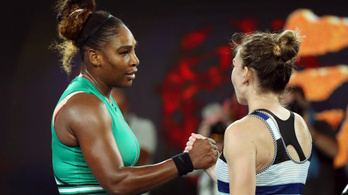 Serena Williams legyőzte a világelsőt