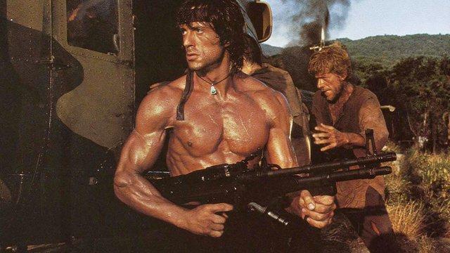 A Rambo II egyszerre gagyi és zseniális