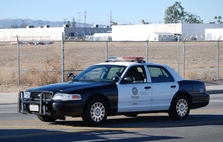 Ami a rendőrnek a tányérsapkás egyenruha, az  a Ford Crown Victoriának a fekete-fehér fényezés és a tetőre szerelt méretes fényhíd. Az orrára szerelt dögtoló pedig a zsaru övbe csúsztatott tonfája