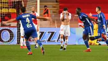 Fabregasnak nem jött be Monaco