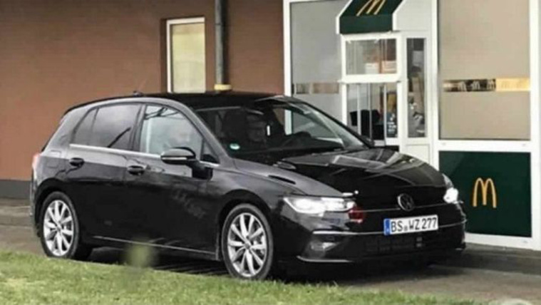 Ez lenne a következő VW Golf?