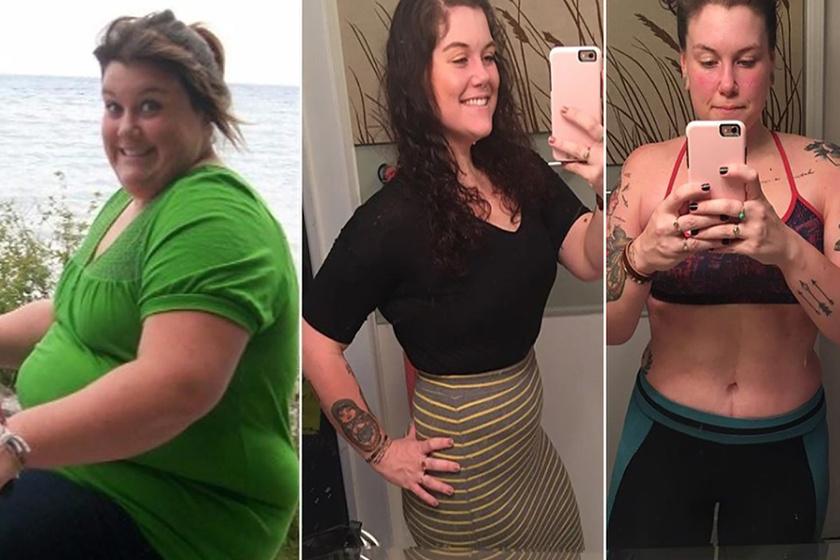 PCOS-szel diagnosztizálták, 66 kilótól szabadult meg: a fiatal nő a fogyásnak köszönheti a gyermekét
