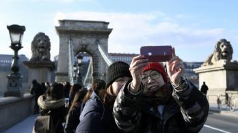 1,4 milliárd turista kerekedett fel tavaly