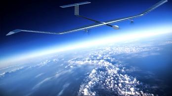 A Facebook újra napelemes drónokkal kísérletezik