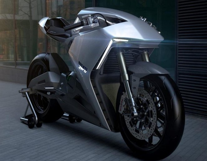 Ducati Zero Concept