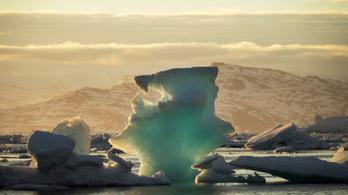 A grönlandi jég olvadása már megállíthatatlan