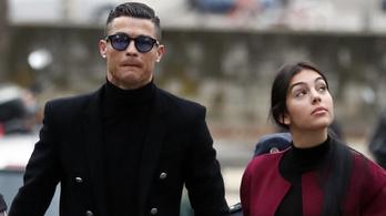 C. Ronaldo megegyezett az adóhatósággal