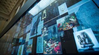 A Szépművészetiben átadták a világ legnagyobb múzeumi LCD falát