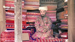 A mesés keleti szőnyegek
