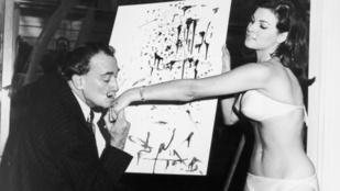 Dalí még annál is bizarrabb ember volt, mint hittük