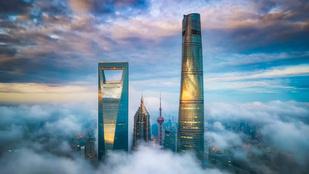 Homo verticalis: ilyen lesz a jövő nagyvárosa