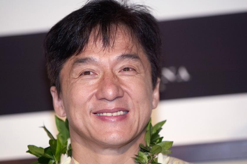 Friss fotón a 64 éves Jackie Chan - Ennyit változott a kungfu-filmek királya