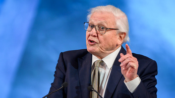David Attenborough: Az Édenkert nincs többé