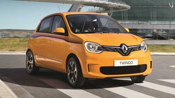 Megújul a Renault Twingo