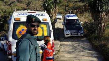 Az utolsó fázisba ért a spanyol kisgyerek mentése