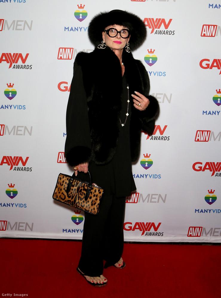 Ivana Walbornról nem sok mindent árul el az alkalmi érdeklődőnek a gugli, de az biztos, hogy ennek az asszonynak remek stílusa van