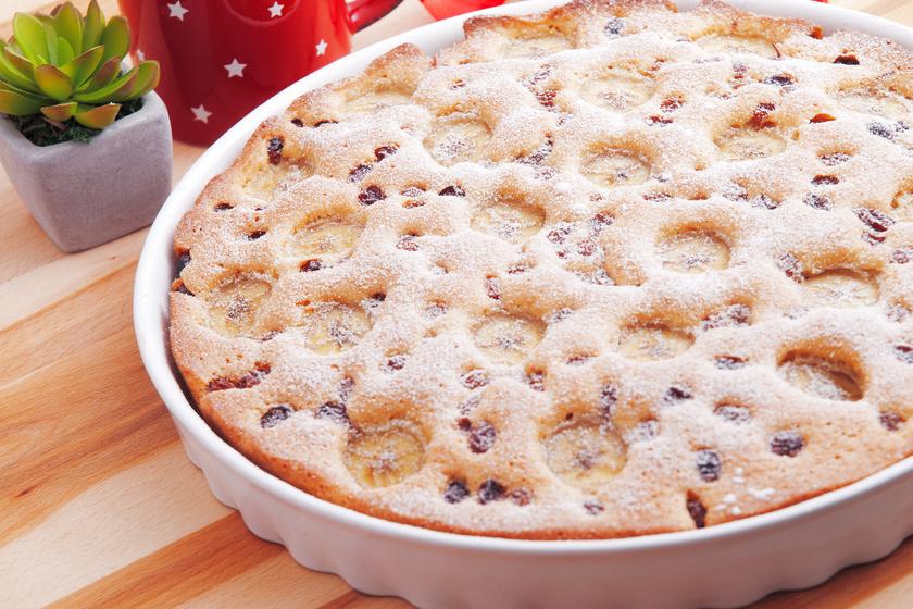 Piskóta, keksz, torta: 8 mennyei, banános finomság