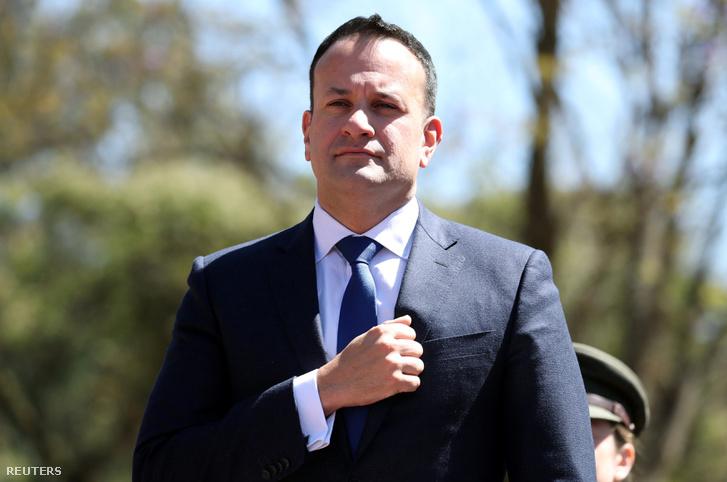 Leo Varadkar ír miniszterelnök