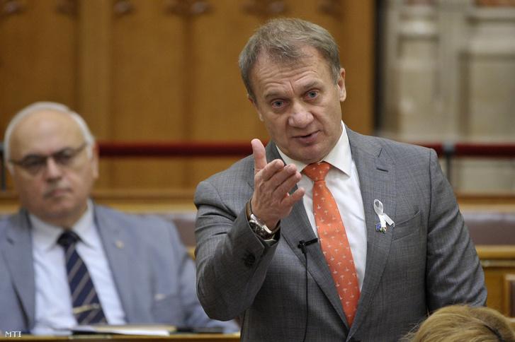 Varju László képviselő (Demokratikus Koalíció)