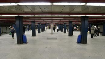 A BKK biztonsági őre volt a férfi, akit halálra gázolt a metró