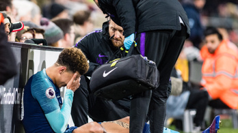 Kane után Dele Allit is elvesztette a Tottenham