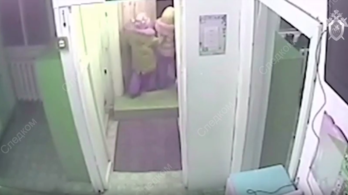 Mínusz 45 fokos hidegben szökött meg az óvodából két szibériai kislány