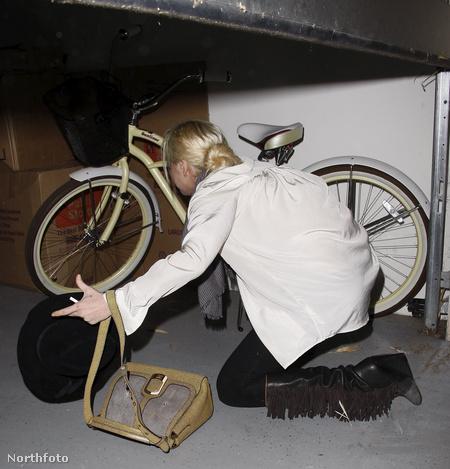 Biciklire is ülhetett volna