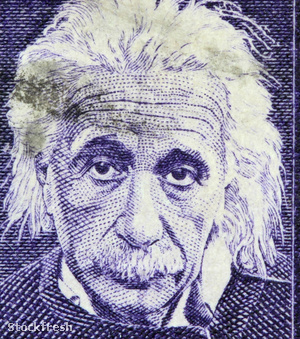 stockfresh 505368 albert-einstein sizeM