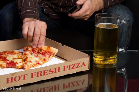stockfresh 4328 pizza-man sizeM