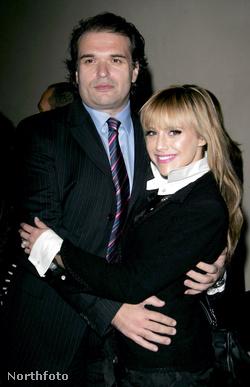Brittany Murphy és férje