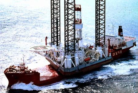 A Kolszkaja olajfúró-platform