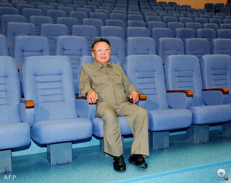 Színházban